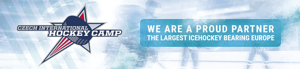 WE ARE A PROUD PARTNER OF THE LARGEST ICEHOCKEY BEARING EUROPE