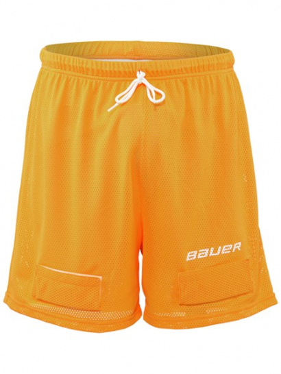 Hockey Pant BAUER Core Mesh Jock Short Jr - YEL