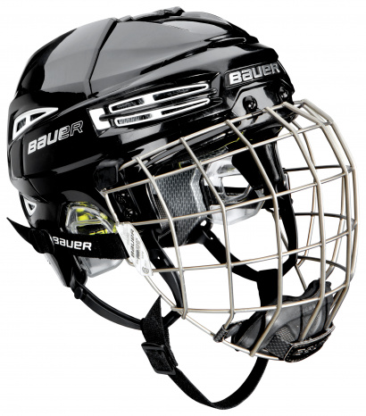 Hockey Helmet BAUER RE-AKT 100 Combo - BLK