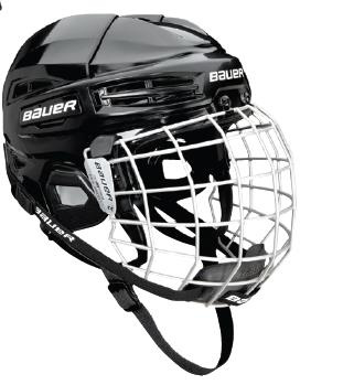 Hockey Helmet IMS 5.0 Combo