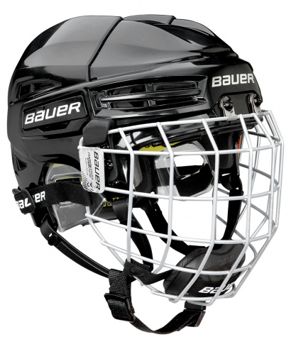 Hockey Helmet BAUER RE-AKT 100 Youth Combo