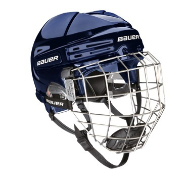 Hockey Helmet BAUER RE-AKT 75 Combo - NAV