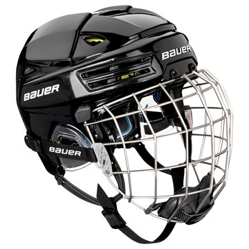 Hockey Helmet BAUER RE-AKT 200 HELMET COMBO