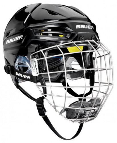 Hockey Helmet BAUER RE-AKT 95 HELMET COMBO