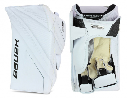 Goalie Blocker BAUER S18 2S PRO BLOCKER SR
