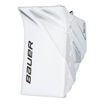 Goalie Blocker BAUER S18 SUPREME S29 BLOCKER SR - WHT