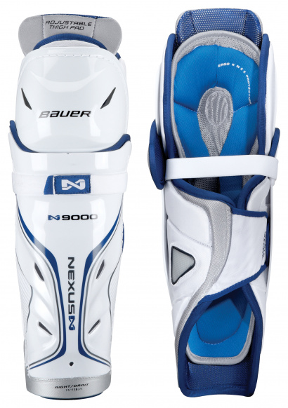 Shin Guards Bauer NEXUS N9000 Sr / Senior