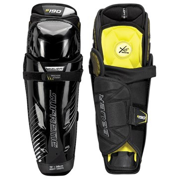 Shin Guards BAUER SUPREME S190 S-17 SR