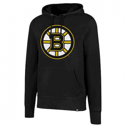 NHL Boston Bruins Imprint '47 HEADLINE PO HOODIE