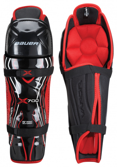 Shin Guards BAUER Vapor X700 Jr / Junior
