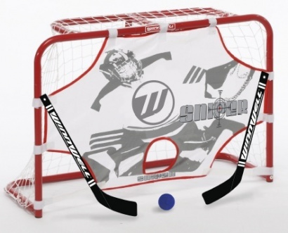 Kid Hockey Goal Winnwell Mini Set 32