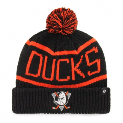NHL Anaheim Ducks Calgary '47 CUFF KNIT