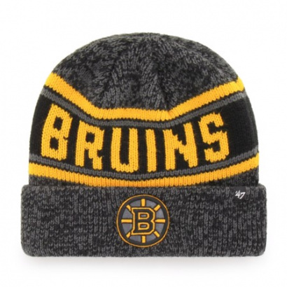 NHL Boston Bruins McKoy '47 CUFF KNIT