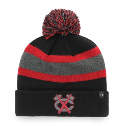 NHL Chicago Blackhawks Breakaway '47 CUFF KNIT