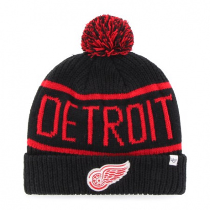 NHL Detroit Red Wings Calgary '47 CUFF KNIT