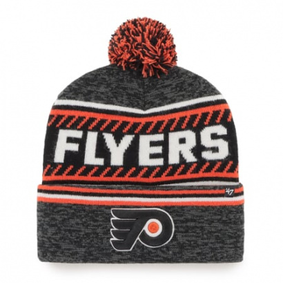 NHL Philadelphia Flyers Ice Cap 47 CUFF KNIT