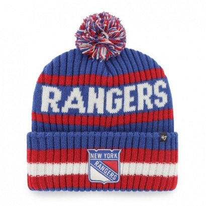 NHL New York Rangers Bering '47 CUFF KNIT