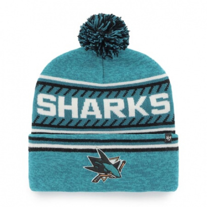 NHL San Jose Sharks Ice Cap '47 CUFF KNIT