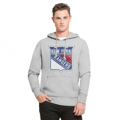 NHL New York Rangers Knockaround '47 HEADLINE Pullover mikin