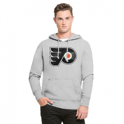 NHL Philadelphia Flyers Knockaround '47 HEADLINE Pullover mi