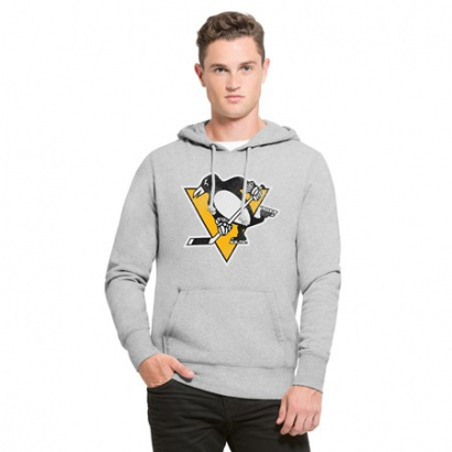 NHL Pittsburgh Penguins Knockaround '47 HEADLINE Pullover mi