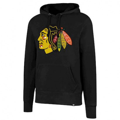 NHL Chicago Blackhawks Imprint '47 HEADLINE PO HOODIE