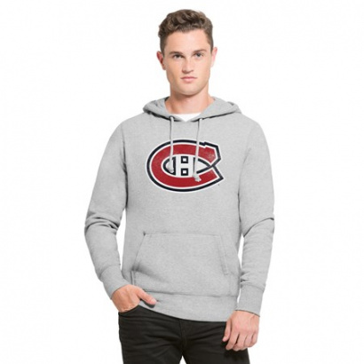 NHL Montreal Canadiens Knockaround '47 HEADLINE Pullover mik