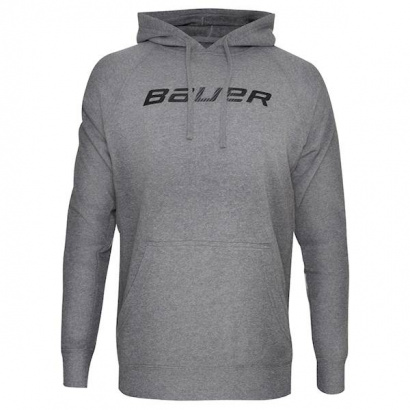 Hoodie BAUER CORE HOODY W/GRAPHIC SR - HGR
