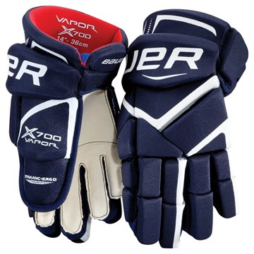 Hockey Gloves BAUER Vapor X700 Jr / Junior