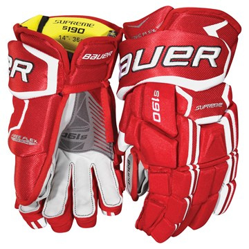 Hockey Gloves BAUER SUPREME S190 S-17 JR