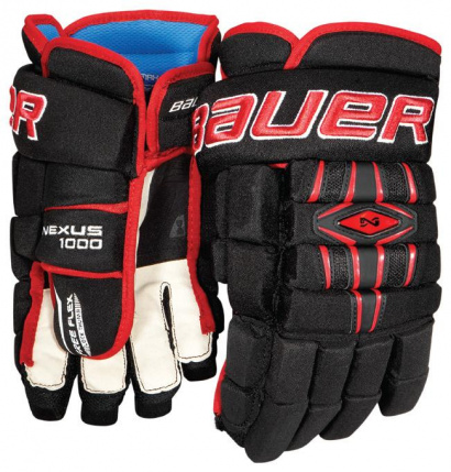 Hockey Gloves BAUER Nexus 1000 Sr 2014/2015 (Senior)