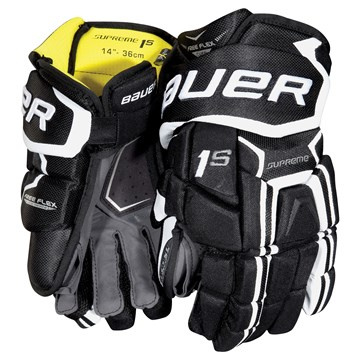 Hockey Gloves BAUER SUPREME 1S S-17 JR