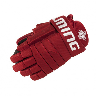 Hockey Gloves SALMING M11 Red