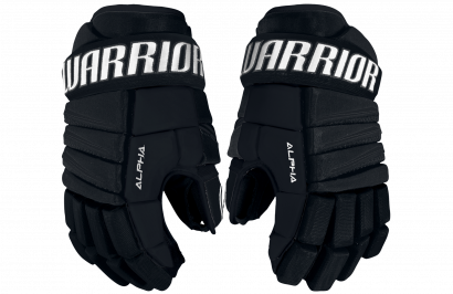 Hockey Gloves WARRIOR ALPHA QX3 SR NV (NAVY)