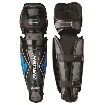 Shin Guards BAUER Street Perf Sr