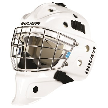 Mask BAUER Street NME Yth - WHT