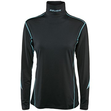 BAUER NG Women's Int.Neck LS Top