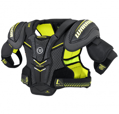Shoulder Pads ALPHA QX SR