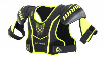 Shoulder Pads ALPHA QX5 JR
