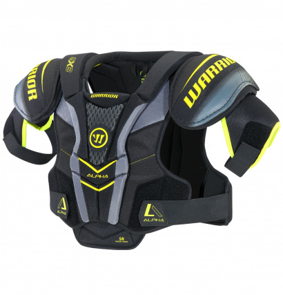 Shoulder Pads ALPHA QX3 SR