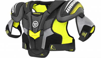 Shoulder Pads ALPHA QX PRO JR