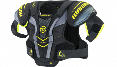 Shoulder Pads ALPHA QX3 JR