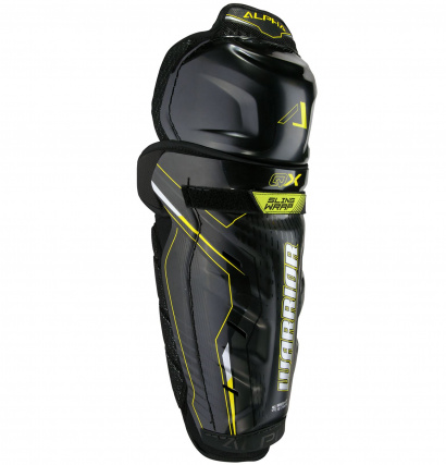 Shin Guards ALPHA QX SR
