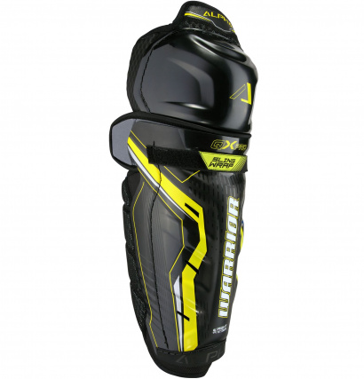 Shin Guards ALPHA QX PRO SR